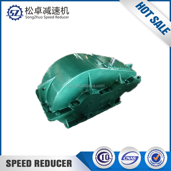 Double circular cylindrical gear speed reducer manufacture