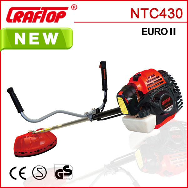 42.7cc 1.3kw Manual Brush Cutter and Hedge Trimmer