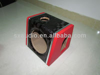 car subwoofer box design