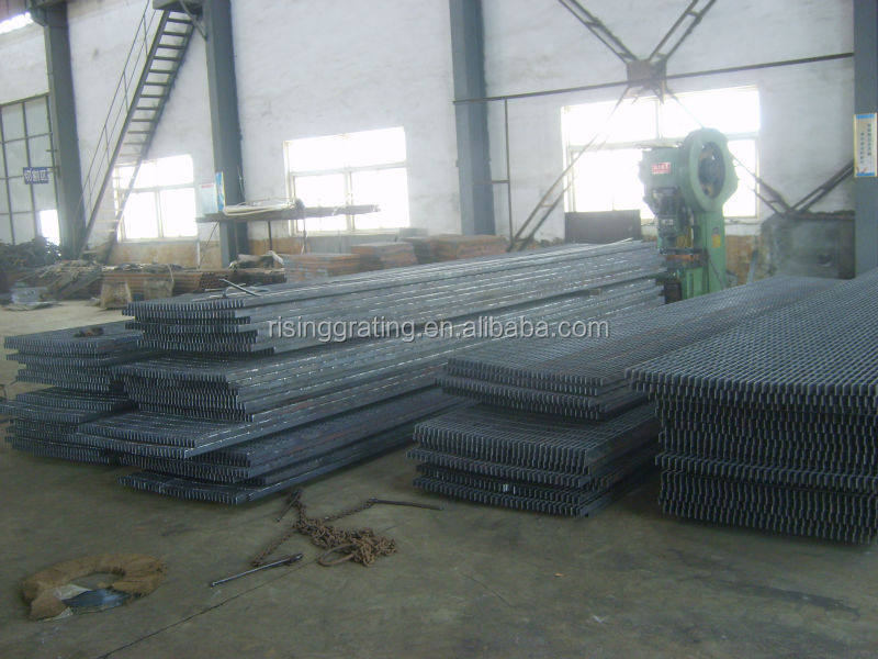 5--7m web-forged welding steel grating pannel