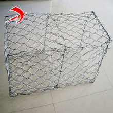 Factory cheap price galvanized gabion mattress gabion boxes wire mesh on sale