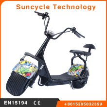 Suncycle electric moped scooter battery operated scooters electric motorcycle for adult sale