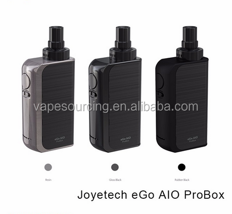 Factory price Joyetech eGo AIO ProBox Kit, 2ml Joye eGo AIO ProBox Kit, 2100mAh eGo AIO ProBox
