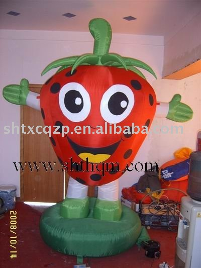 inflatable advertising cartoon