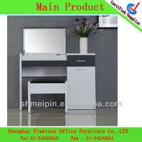 2013 fashion dressers with mirrors dressing table