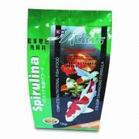 Free design sample order welcomed polythen bag for pet food packaging with vivid printing