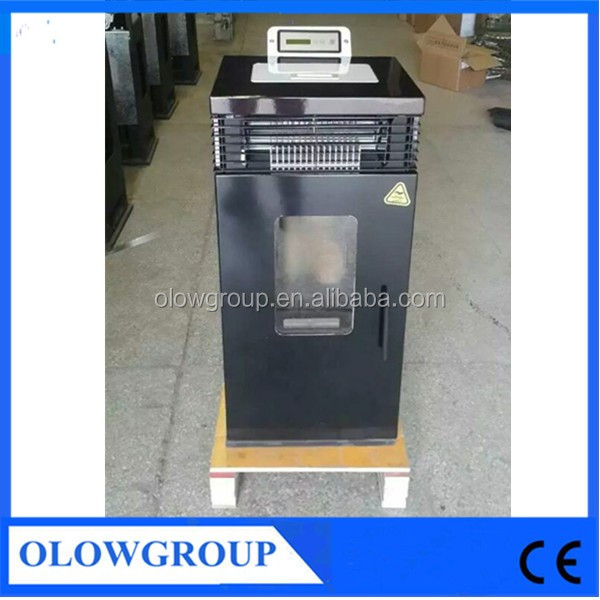 CE approved 14KW Cold Rolled Steel eco-friendly pellet stove central heating oven