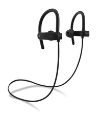 2018 good students headphones stereo amazon Ipx 7 waterproof wireless bluetooth headset earphone bass for sports RU10