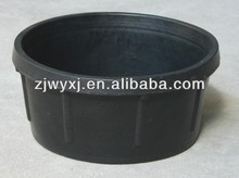 Rubber bucket rubber tub Fiber-Reinforced rubber pan feed trough 'REACH'