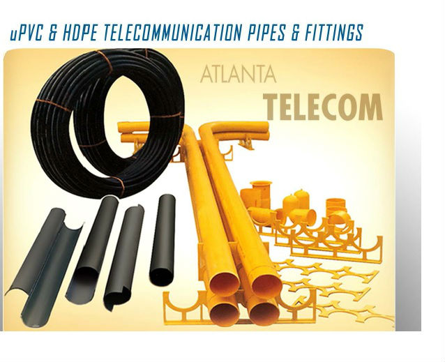 Atlanta Telecom uPVC Pipes