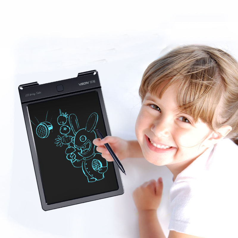 Children early education board lcd writing tablet with replacement stylus