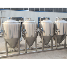 Mini fermentation equipment 200l used stainless steel fermentation tanks for sale