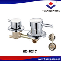Modern faucets custom 12 litre/min durable shower control tap HX-6217 bath brass health faucet