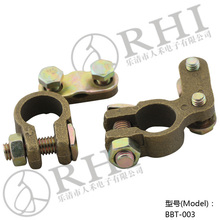 High quality brass battery terminal 12v car crimp terminal connector