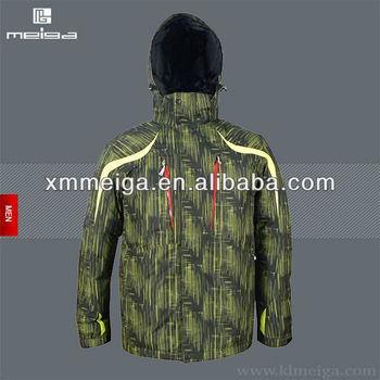 Custom Snow Jacket