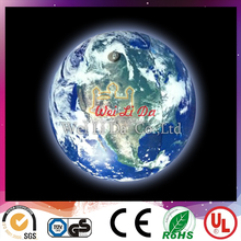 2016 New fashion inflatable earth globe planet helium balloon designs for events decoration