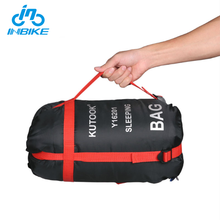 INBIKE 220Cmx75Cm Mini NatureHike Outdoor Ultralight Envelope Sleeping Bag Ultra-small Size For Camping Hiking Climbing Outdoor