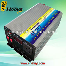 600W pure sine wave solar inverter and solar charge controller