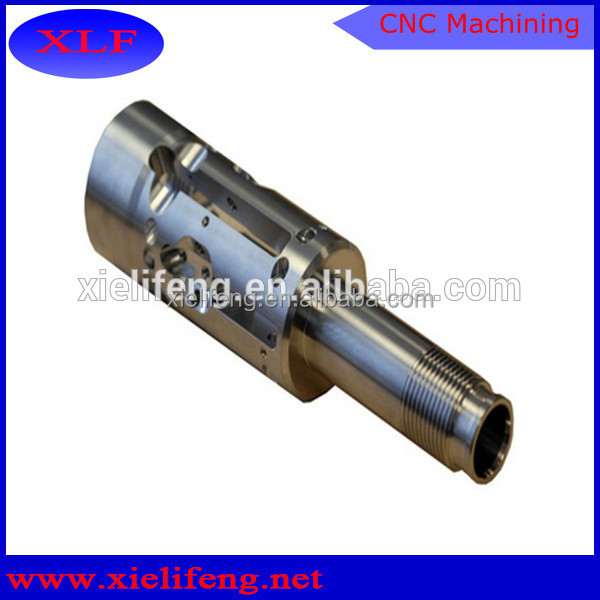 CE certificated stainless steel shaft precision cnc machining