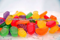 "Fruity Gummy Candy - Bulk Jelly Candy ""FRUITY FUN JELLY"""