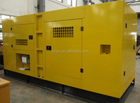 150KW Land Use Water Cooled Three Phase Genset Silent Diesel Generator Set