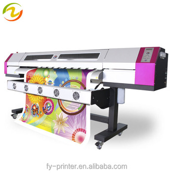 Eco solvent printer 1.8m Galaxy UD-181LC DX5 head /Eco-solvent printer HOT!