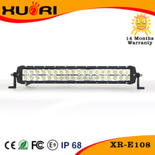 New product! Tuning lights 108w c ree double row led mini light bar 12v ip68 108W LED Light Bar 3W/LED Chip Mini led bar