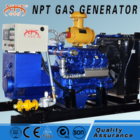 100kW Methane gas generator