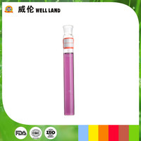 Healthy food grade liquid compound purple taro food colorant for lipstick