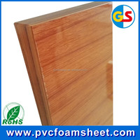 pvc board sheets black
