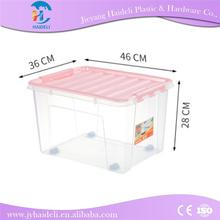 New products OEM ODM multifunction storage box plastic with lid