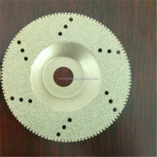 100mm Diamond Coated Ceramic Tile diamond cutting disc for glass