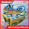 Fish Gamming Table Video Arcade Machine Igs Ocean King 2 Cabinet