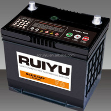 Sealed maintenance free battery wholesale 55d23r mf car battery