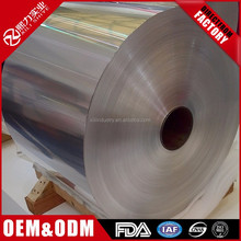China manufacturer Food Aluminum Foil Manufacture Process