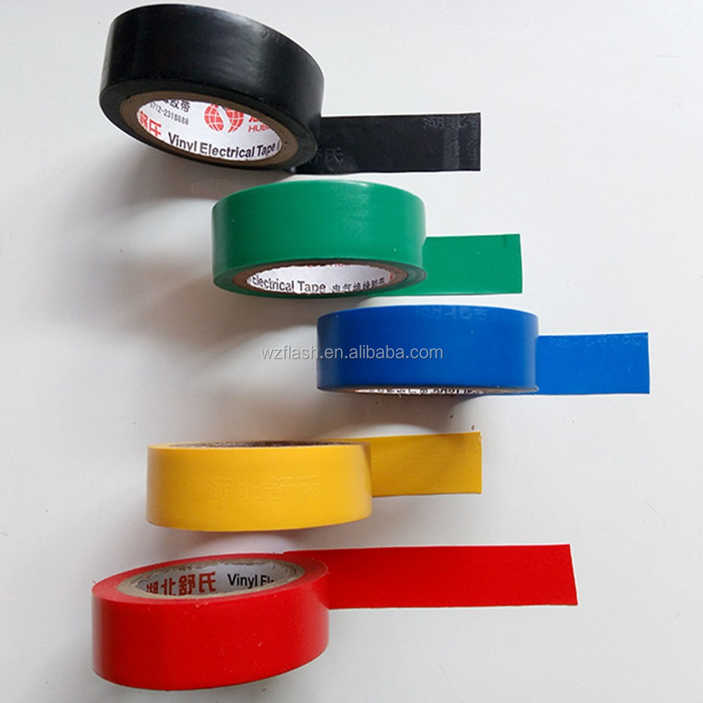 anti-friction adhesive reinforced pvc electrical tape
