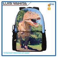 Big Zipper Modern Personalized School Bag