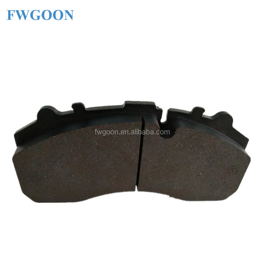 Manufacturer Of High Quality brake pad for truck 29087 for actro