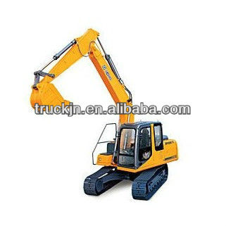 XCMG 15T Hydraulic Crawler Excavator XE150D with Cummins Engine