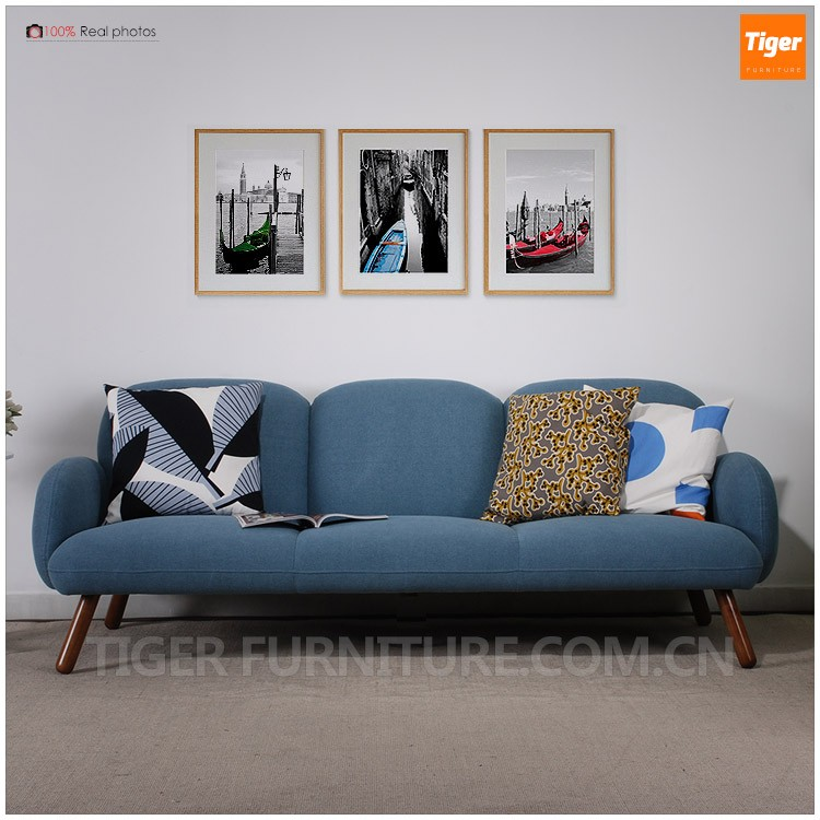 2016 Hot sale and new dsign pictures of wooden sofa designs