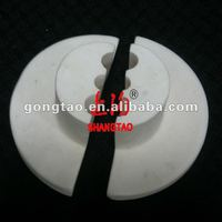 High precision customized alumina ceramic part in electrical industry