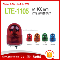 LTE-1105 10W warning light IP54 with 90-130rpm speed