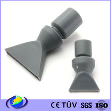 plastic duckbill nozzle pipe water outlet free rotate flow adjustment injection moulding fish tank modular components