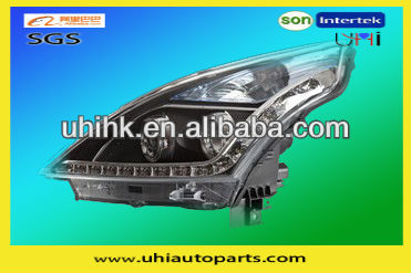 Car body parts/accessories---modified LED headlight/headlamp for Teana 08