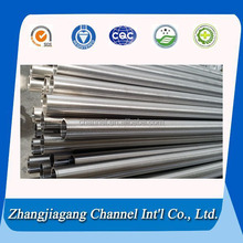 SUS201 pipe for construction materials Manufactured in China