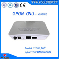 Fiber Optic 1GE ONU GPON support PPoE/DHCP