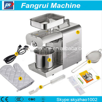 Hot sale practical mini oil press machine