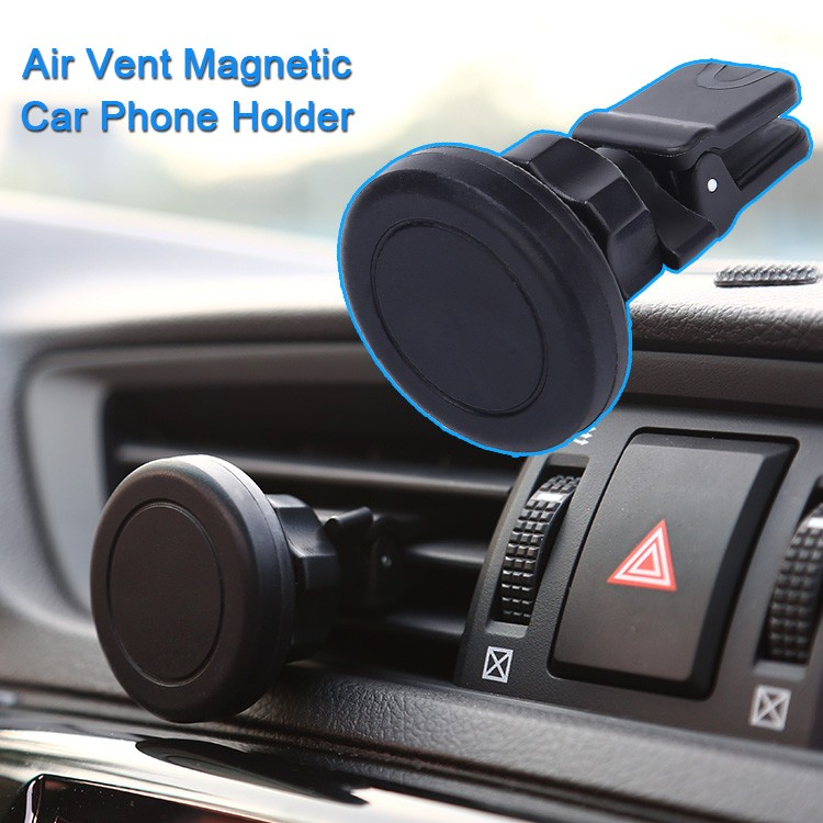 Magnetic Air Vent Mobile Phone Car Holder Car Mount for Cell Phone
