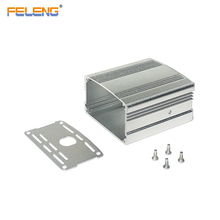 Extrusion aluminum electrical boxes metal rack inverter enclosure