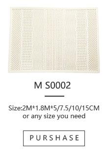 Great Prices Cotton Coconut Fiber Sheet Pads Palm Mattress Coconut Coir Mattress - Jozy Mattress | Jozy.net